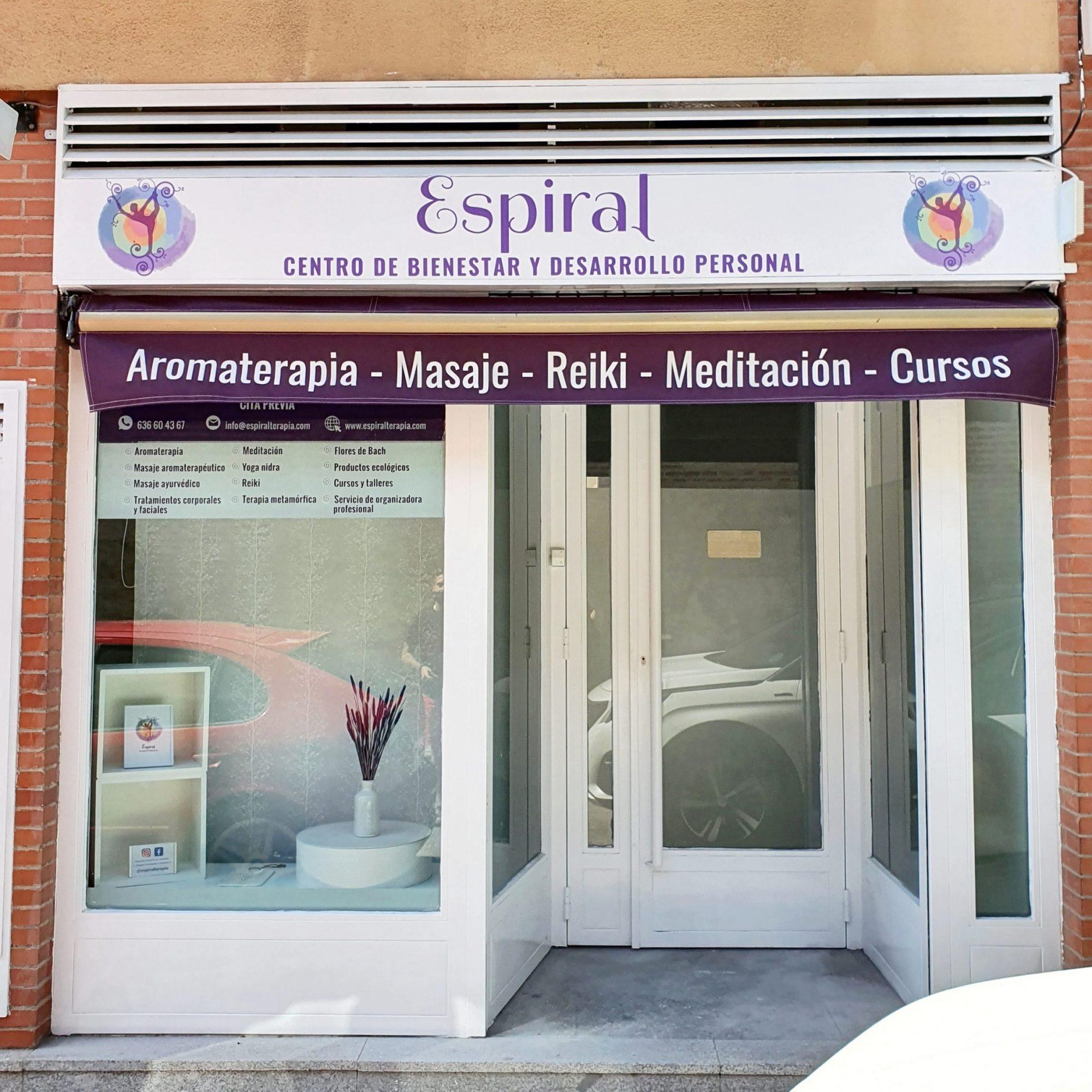 Foto fachada centro Espiral