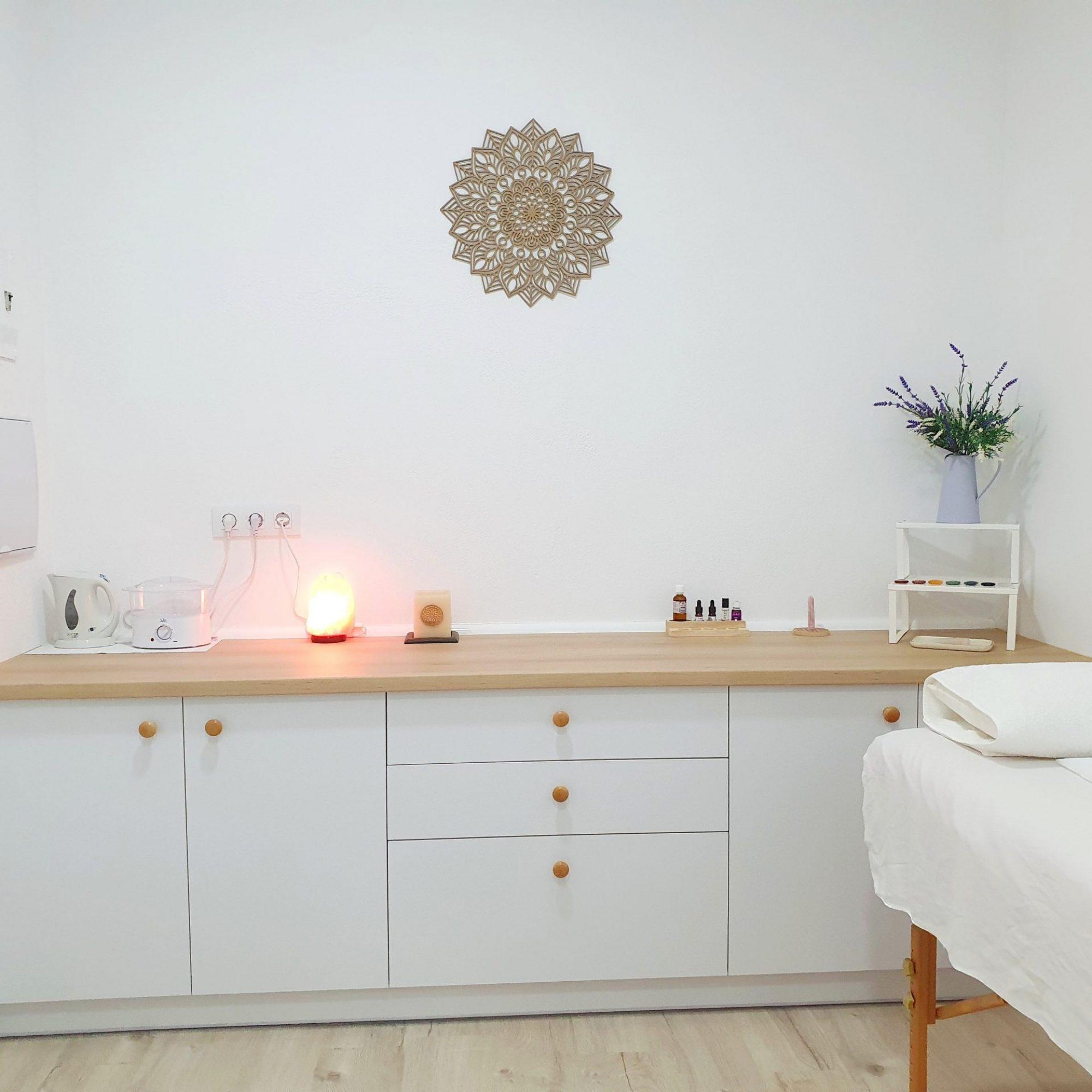 Foto sala de masaje centro Espiral